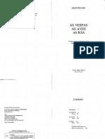Aristofanes - As vespas, as aves, as ras.pdf