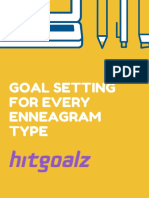 Goal Setting for Every Personality Type