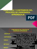 III. Componentes Pea Objetivos Contenidos-1 (1)