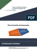 Diseño, fabricación y montaje de 05 Naves Industriales para Planta de Químicos de Metalúrgica La Joya
