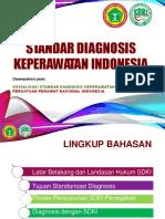 Standar Diagnosis Keperawatan Indonesia
