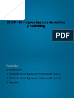 Dhcp Principios Basicos Routing y Switching