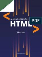 Guia de Referências HTML