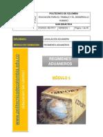m2-Fr17 Guia Didactica-legislacion Aduanera Módulo 4