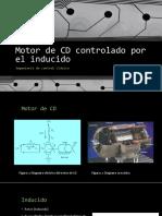 Motor de CD Controlado Por El Inducido