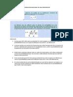 Distribuciòn Muestral de Una Proporciòn,y Las Diferencias de Medias y Propor