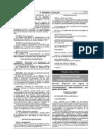 13. DS 096-2007-PCM Regula la fiscalización posterior aleatoria de los procedimientos administrat.pdf
