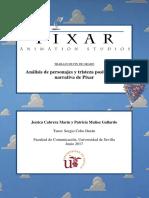 Trabajo Fin de Grado. Pixar. Jessica Cabrera Marín, Patricia Muñoz Gallardo..pdf