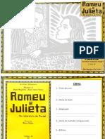 Trabalho - Ficha de Leitura - Romeu e Julieta