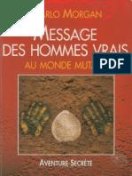 Message Des Hommes Vrais Au Monde Mutant