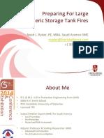 2014 SFPE SAC Tank Fires Presentation