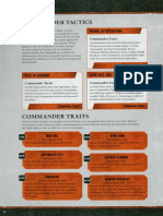 Kill Team - Commanders - Guard