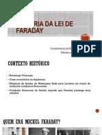 História Da Lei de Faraday
