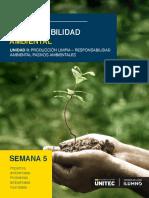 Lectura impactos ambientales