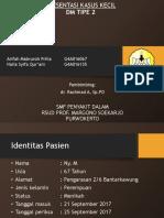 Prescil PSR-DM Tipe 2-Arifah Syifa