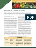 Agricultura y Medio Ambiente 2