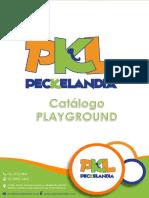 Catalogo Playground Exteriores