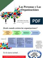 Clase 2 Conceptos Organizacionales Básicos