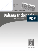 kunci jawaban bahasa Indonesia