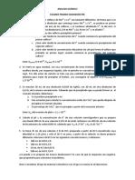 Examen 2 AQ Ejercicios