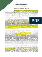 Rodríguez Panizo, P. - María en El Dogma