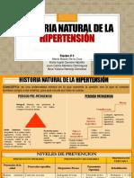 Historia Natural de La Hipertensón