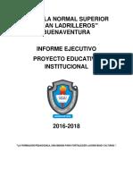 PEI_2016-2018_Informe Ejecutivo.pdf