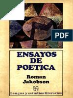 Jakonson Roman - Ensayos De Poetica.pdf