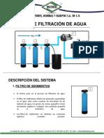 Sistema de Filtracion