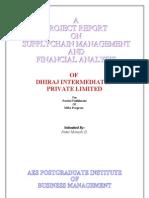 Dhiraj Intermediates Pvt.ltd ; Nimesh