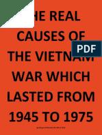 The Truth Behind the Vietnam War