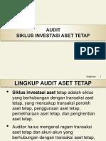 Bab 5 Audit Siklus Investasi Aset Tetap