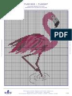 265369 Https Www.dmc.Com Media Dmc Com Patterns PDF PAT0778 Animals - Flamingo