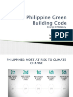 The Philippine Green Building Code V3