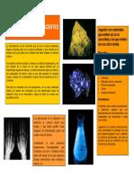 Mat Fosforescentes y Fluorescentes