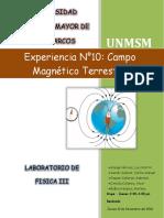 Informe Campo Magnético Terrestre.docx