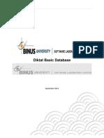 Diktat Basic Database.pdf