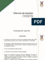 Cuenta 2013-14 Rectoría