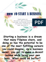 How to Start a Business Accounting