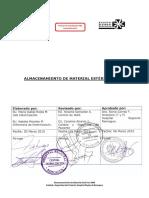 APE 1.4 Almacenamiento de Material Estéril HRR V3 2015