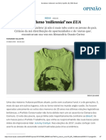 Socialismo 'Millennial' Nos EUA _ Opinião _ EL PAÍS Brasil