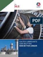 Turbine Oil Family Caltex