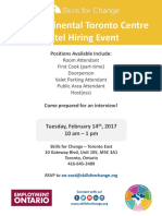 IHG Hiring Event February 14 EO East - Revised