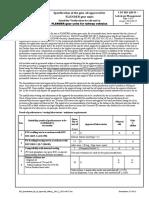 Specification for Oil Approval Railway En