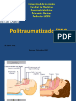 Politraumatizado en Pediatria TEC