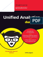 Unified Analytics For Data and AI, Databricks Special Edition.pdf