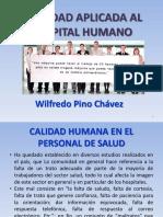 4. Calidad Aplicada Al Capital Humano