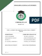 corporate law fd ANKANA.docx