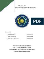 MAKALAH SYIRIK ZAMAN MODERN - KEL 11.docx
