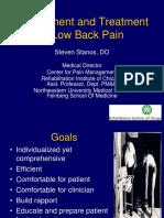 Assessment Treatment LBP Interventional